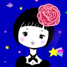 花のユーザーアイコン