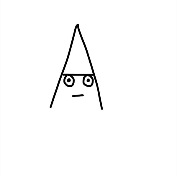 A's user icon