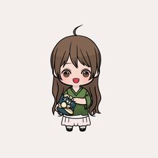 hani (⁎⁍̴̛ᴗ⁍̴̛⁎)♡ おかえり🍻のユーザーアイコン