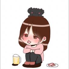 hani (⁎⁍̴̛ᴗ⁍̴̛⁎)♡ 休息中's user icon
