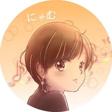 にゃむ🐾歌い手3周年のユーザーアイコン
