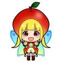 白雪のりんごのユーザーアイコン