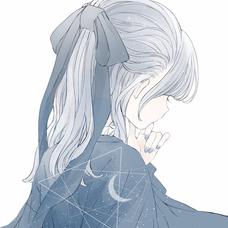 ♔ 紫花 ♔のユーザーアイコン