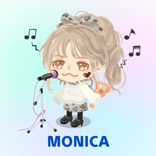 🌺MONICA🌺's user icon