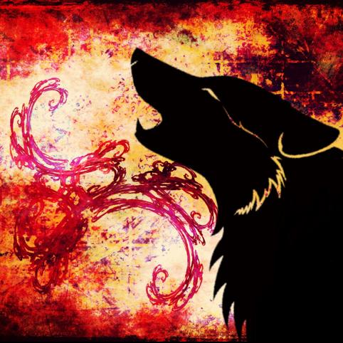月狼のユーザーアイコン