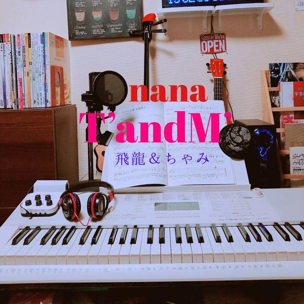 T'andM'(たんどむ)☆伴奏垢🍧週末テロリスト🙇💦のユーザーアイコン