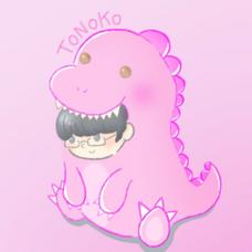 TONOKO【ピンクの怪獣】のユーザーアイコン