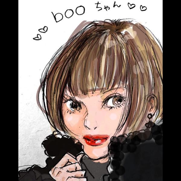booのユーザーアイコン