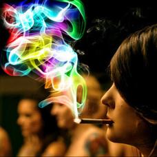 タバコ人のユーザーアイコン