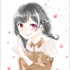 桜紅(さく)✿10月無口な君を忘れるのユーザーアイコン
