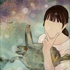 亀子。    ✨300のユーザーアイコン
