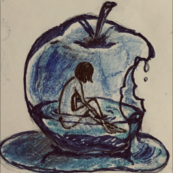 Blue Appleのユーザーアイコン