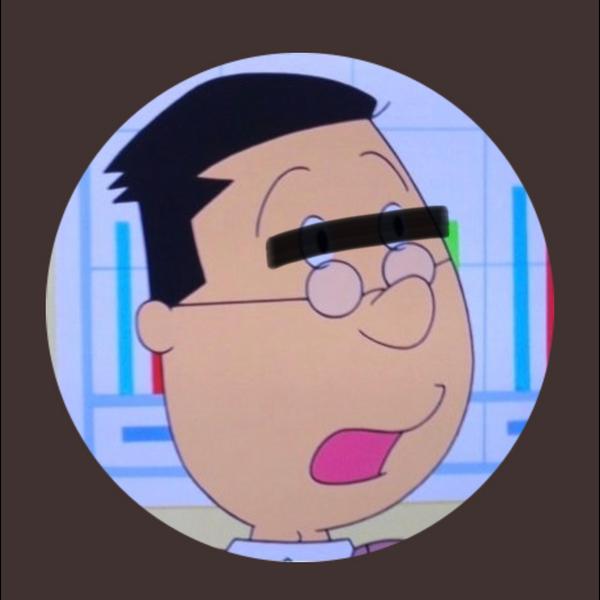 マスオさんのユーザーアイコン