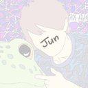 * J u nのユーザーアイコン