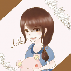 A-Na's user icon
