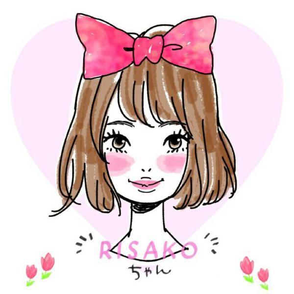 Risakoのユーザーアイコン