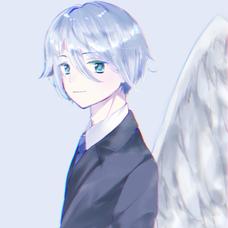 片翼の蒼羽のユーザーアイコン
