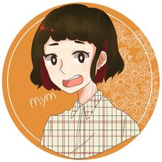 mymのユーザーアイコン