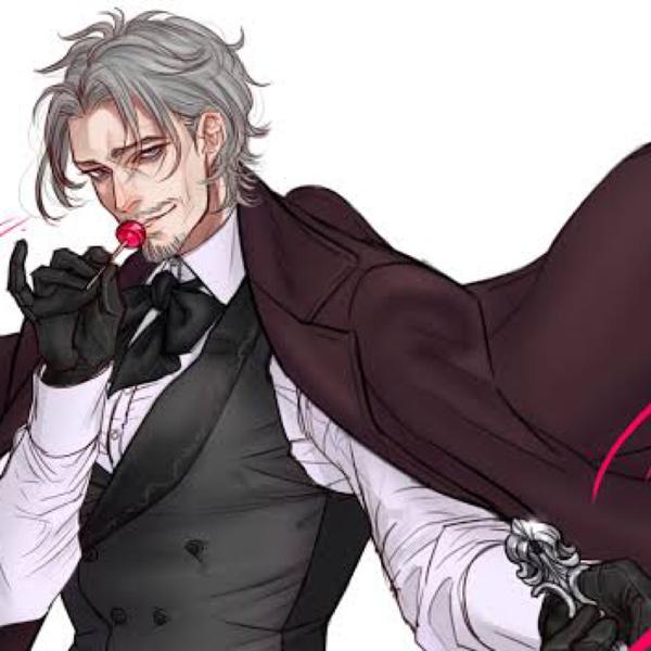 紳士のユーザーアイコン
