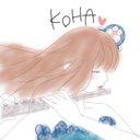 koHa*めっちゃ、低浮上のユーザーアイコン