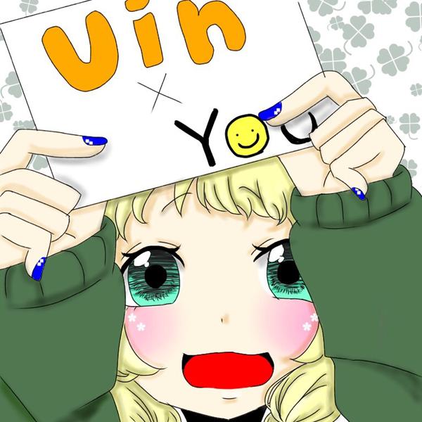 Vinのユーザーアイコン