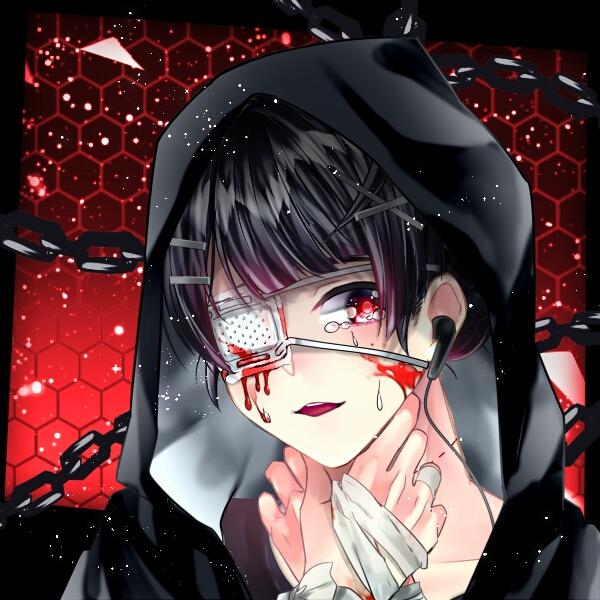 +//環→™5←栞子*£(リスカ解禁のユーザーアイコン