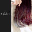 NIKIのユーザーアイコン