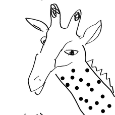キリンのユーザーアイコン
