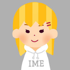 IME -イメ-のユーザーアイコン