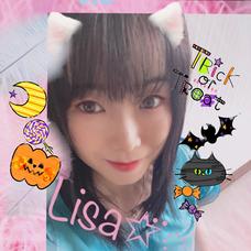 リサ ⍤⃝♡🎃 Mrs.Pumpkinの滑稽な夢🍭ムーンライト伝説🌙*゚のユーザーアイコン