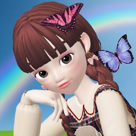 リサ ⍤⃝♡🦋✨夜空コラボしてね🤗のユーザーアイコン