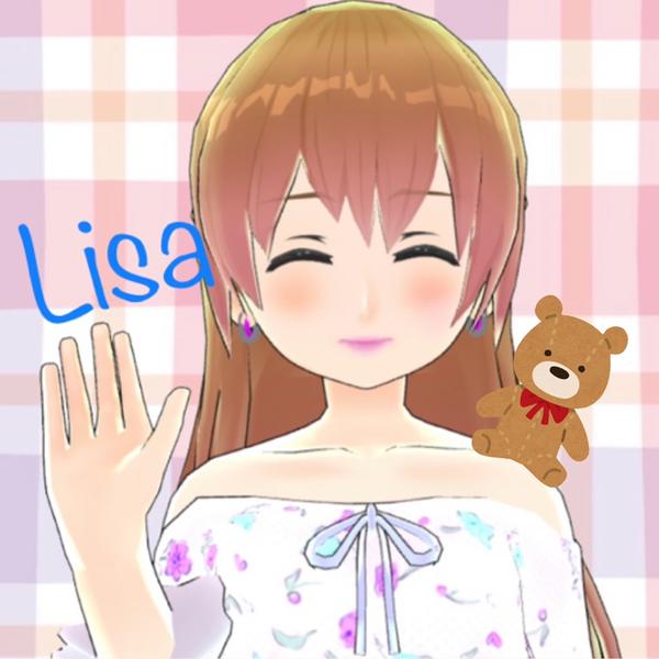 リサ ⍤⃝♡🧸のユーザーアイコン
