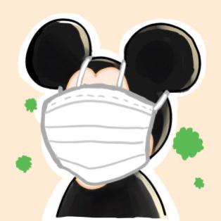ミッキーのユーザーアイコン