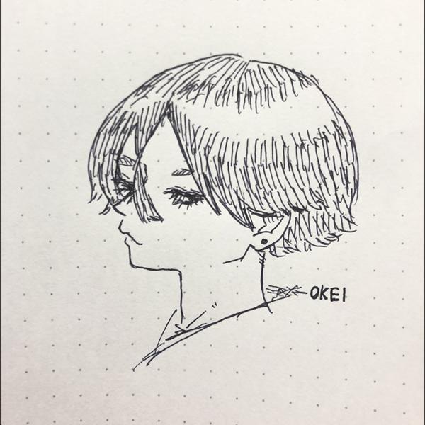 おけい's user icon