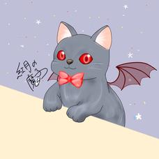 紅月 魔子のユーザーアイコン