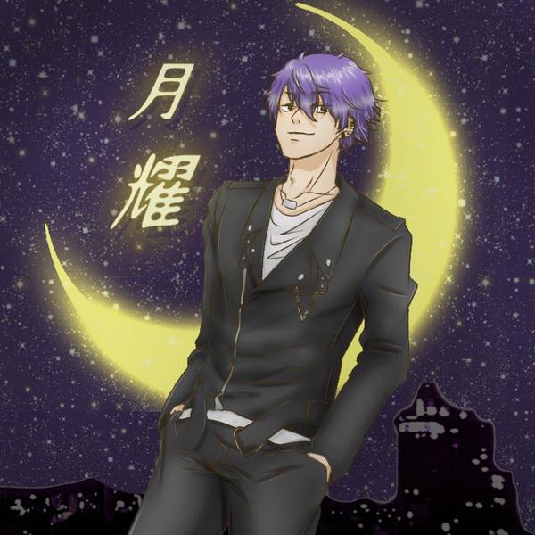 🕸月耀✞のユーザーアイコン