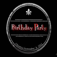 Birthday Partyのユーザーアイコン