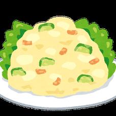 ベーコンポテトサラダのユーザーアイコン