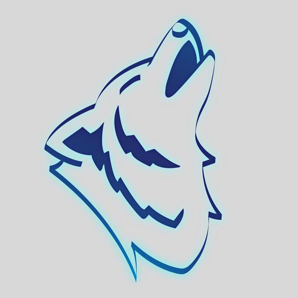一匹狼のユーザーアイコン