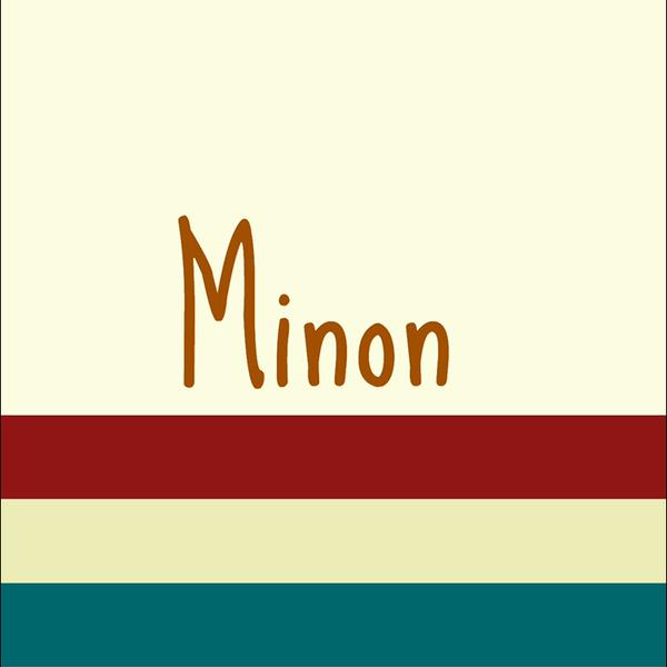 Minonのユーザーアイコン