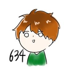 634のユーザーアイコン