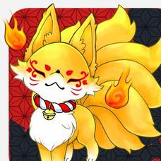夜狐のユーザーアイコン