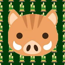 🐗 猪突猛進🐗 (ウクレレ サークル🎸)のユーザーアイコン