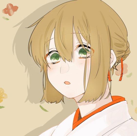 葉っぱのユーザーアイコン