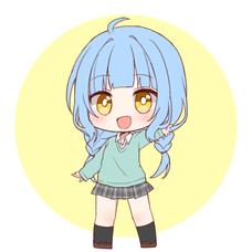 柚月's user icon