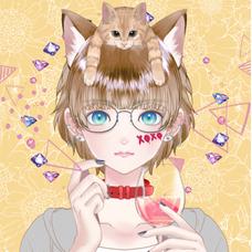由岐猫のユーザーアイコン