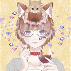 由岐猫@点描の唄のユーザーアイコン