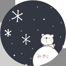 みき©🐾⑅⃝🦔🧣︎︎凹のユーザーアイコン