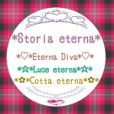 *Storia eterna*のユーザーアイコン