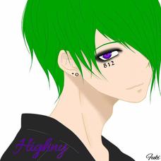 Highny812【V系垢】🧂🤞🤡 ※愛方aoiのユーザーアイコン